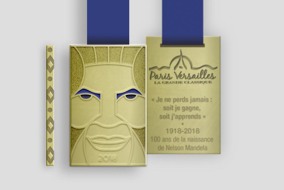 Médaille Paris-Versailles